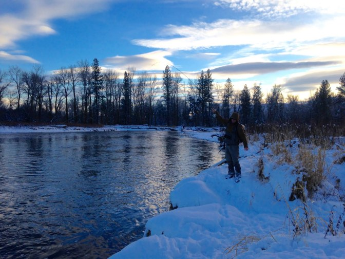 Five Tips For Winter Fishing