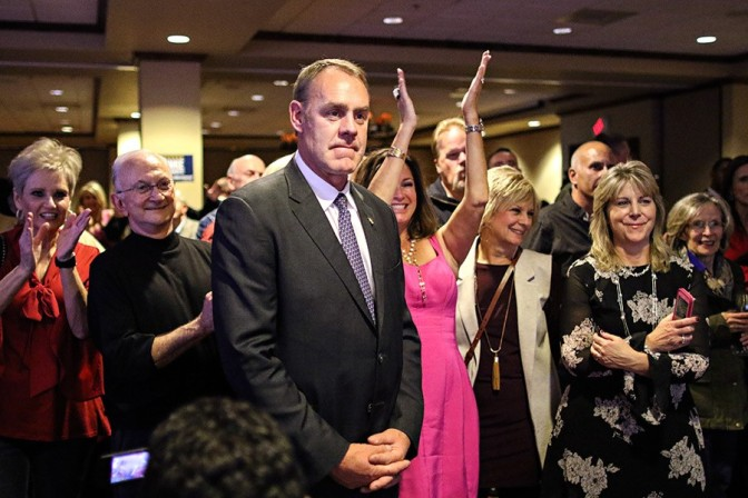The Roots of Zinke's Rise
